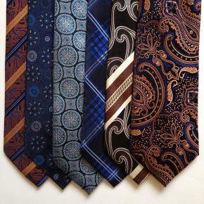 TIE OF THE MONTH